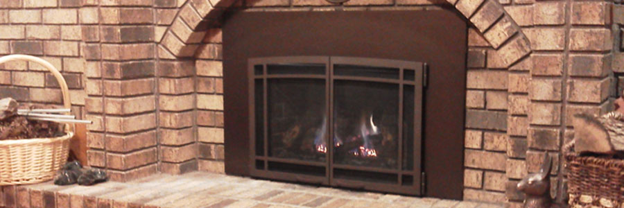 For fireplace installation and service in Ellsworth WI, call Comfort By Design!
