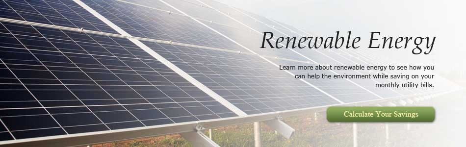 Learn about renewable energy for your Hudson WI home with Comfort by Design.